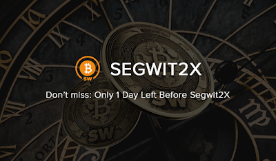 How Segwit2X hard fork solves the fundamental problems of Bitcoin