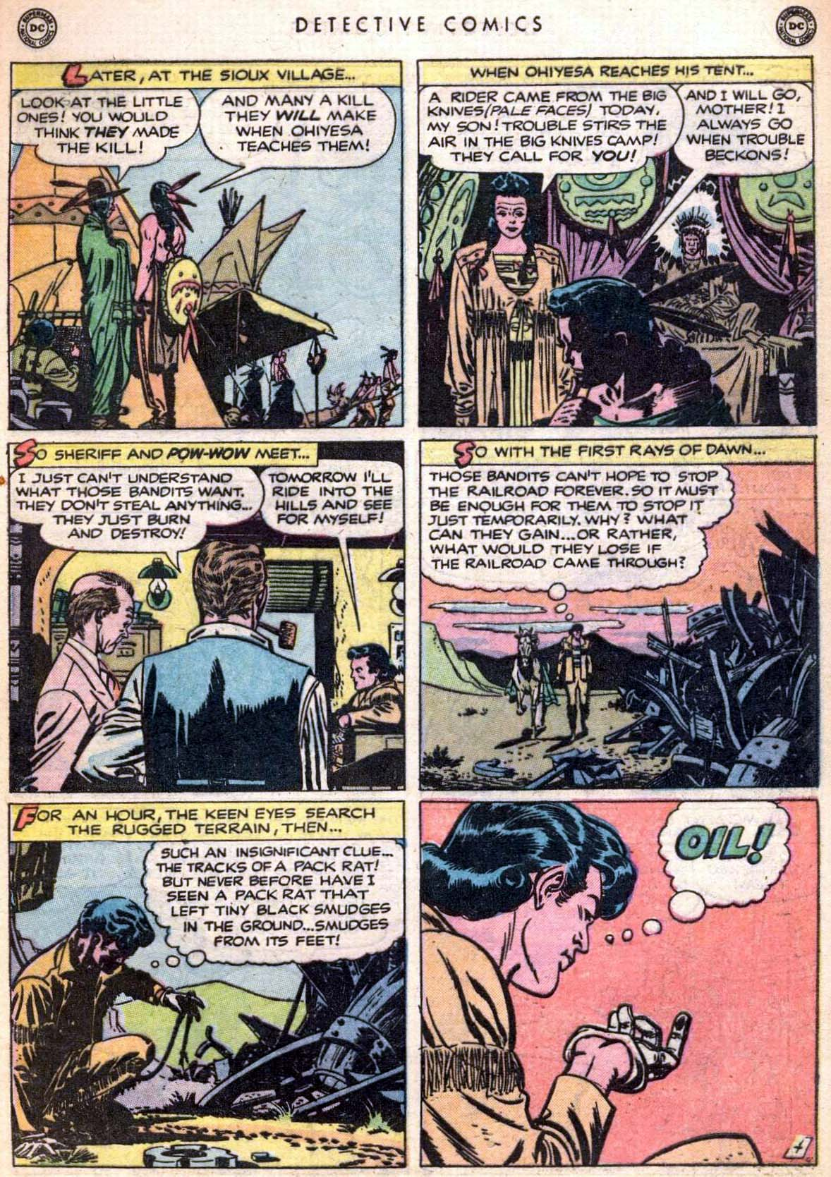 Detective Comics (1937) 157 Page 42