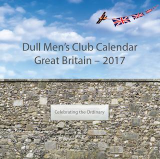 Dull Men's Club Calendar