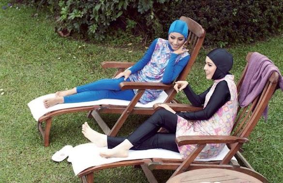 4 Tips Cara Memilih Baju Renang Untuk Hijabers Agar Tidak Mengumbar Aurat