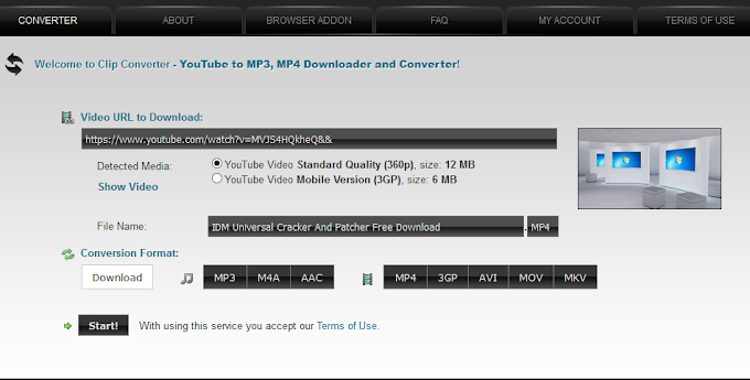 How To Download Any Video Online Using URL Free