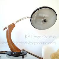 Tienda lamparas vintage fase y piezas unicas valencia decoración midcentury