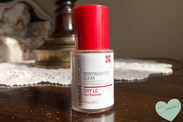 Beauty Buff Favorites of 2015: Skincare: Serious Skincare Dry-Lo Spot Treatment