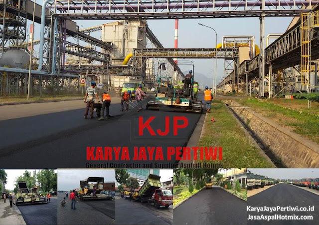 Jasa Pengaspalan Jalan Jakarta, Kontraktor Pengaspalan Jakarta, Kontraktor Aspal Hotmix Jakarta Bogor Depok Bekasi tangerang Banten Jawa barat