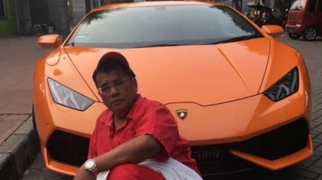 Hotman Paris Ungkapkan Pendapatannya Lebih Besar Ratusan Kali Lipat dari Anggota DPR