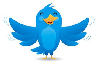 Cara Memberi Burung Twitter Terbang Di Blog