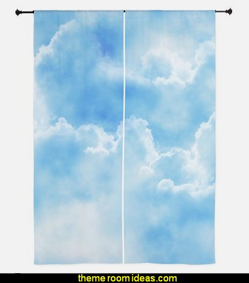 clouds curtains clouds bedroom decorations cloud theme bedrooms
