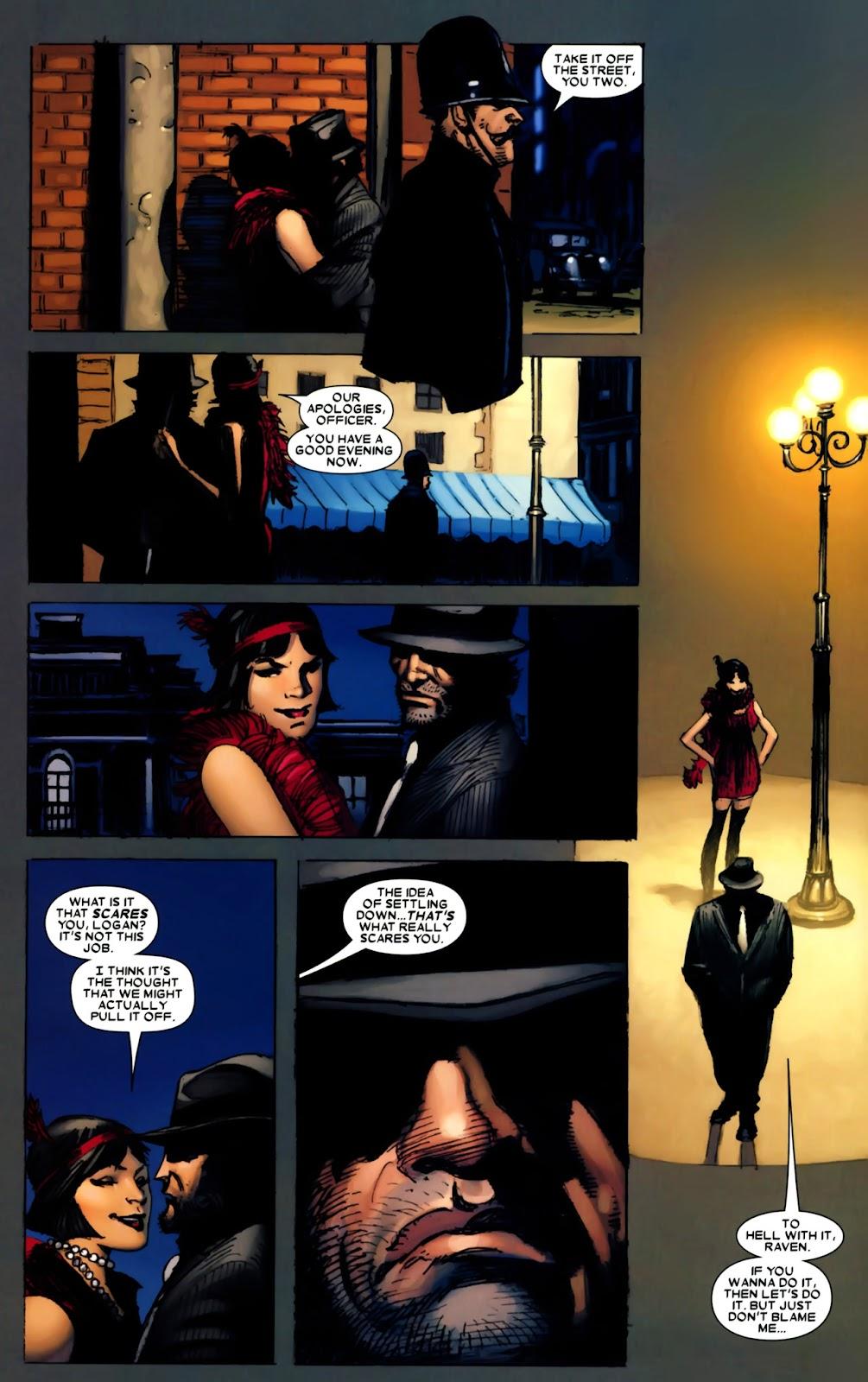 Read online Wolverine (2003) comic -  Issue #64 - 5