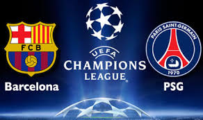 Barcelona vs Paris Saint-Germain