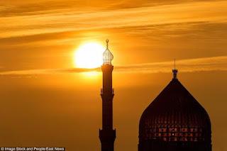 Καλώς ήρθατε στη μουσουλμανική Ευρώπη