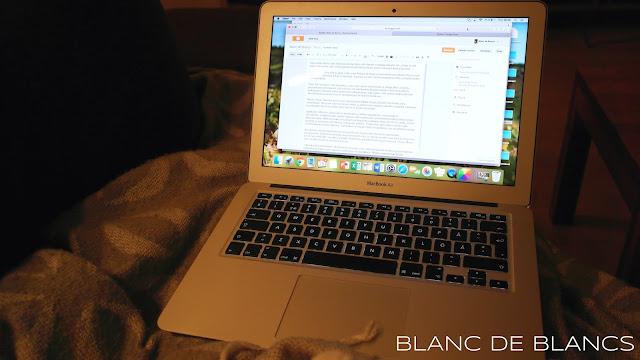 Bloggaamassa - www.blancdeblancs.fi