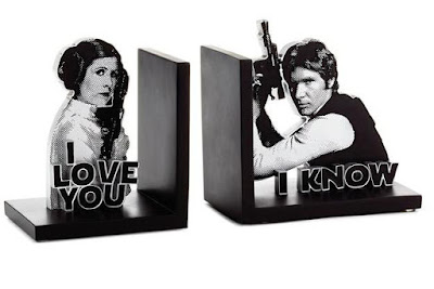 Han Solo Bookends