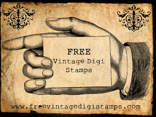 *FREE Vintage Digital Stamps*