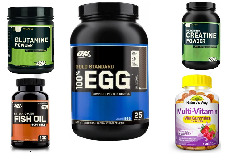 Best Supplements For Muscle Gain [Part 2] - Bodydulding