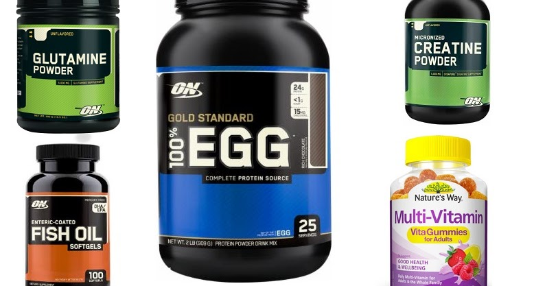 Top supplements to take for muscle gain