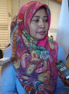 Khozanah Hidayati ,S.P Anggota Komisi D DPRD Jatim