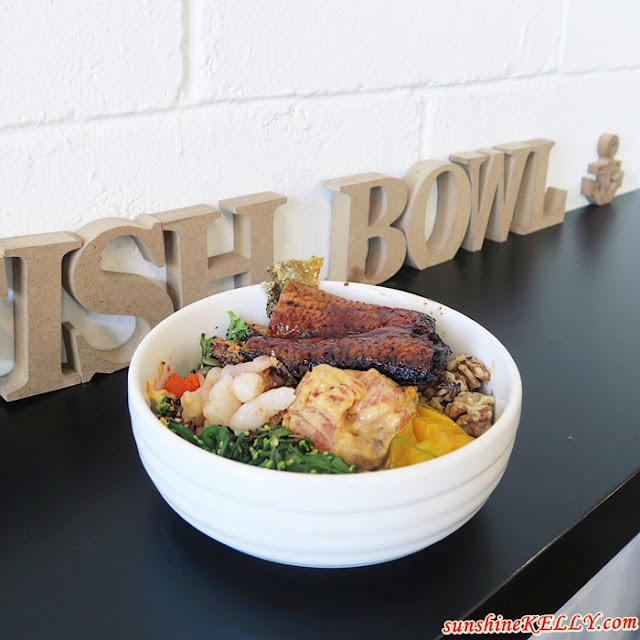 Poké Bowl, The Fish Bowl