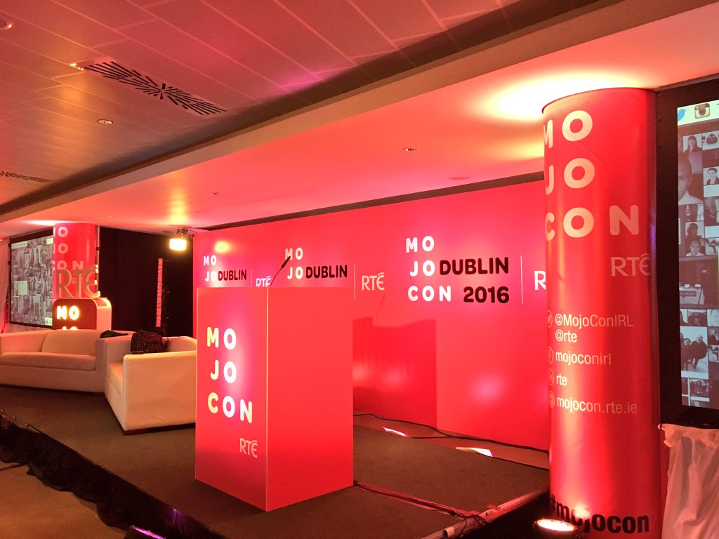 mojocon 15 dublin event