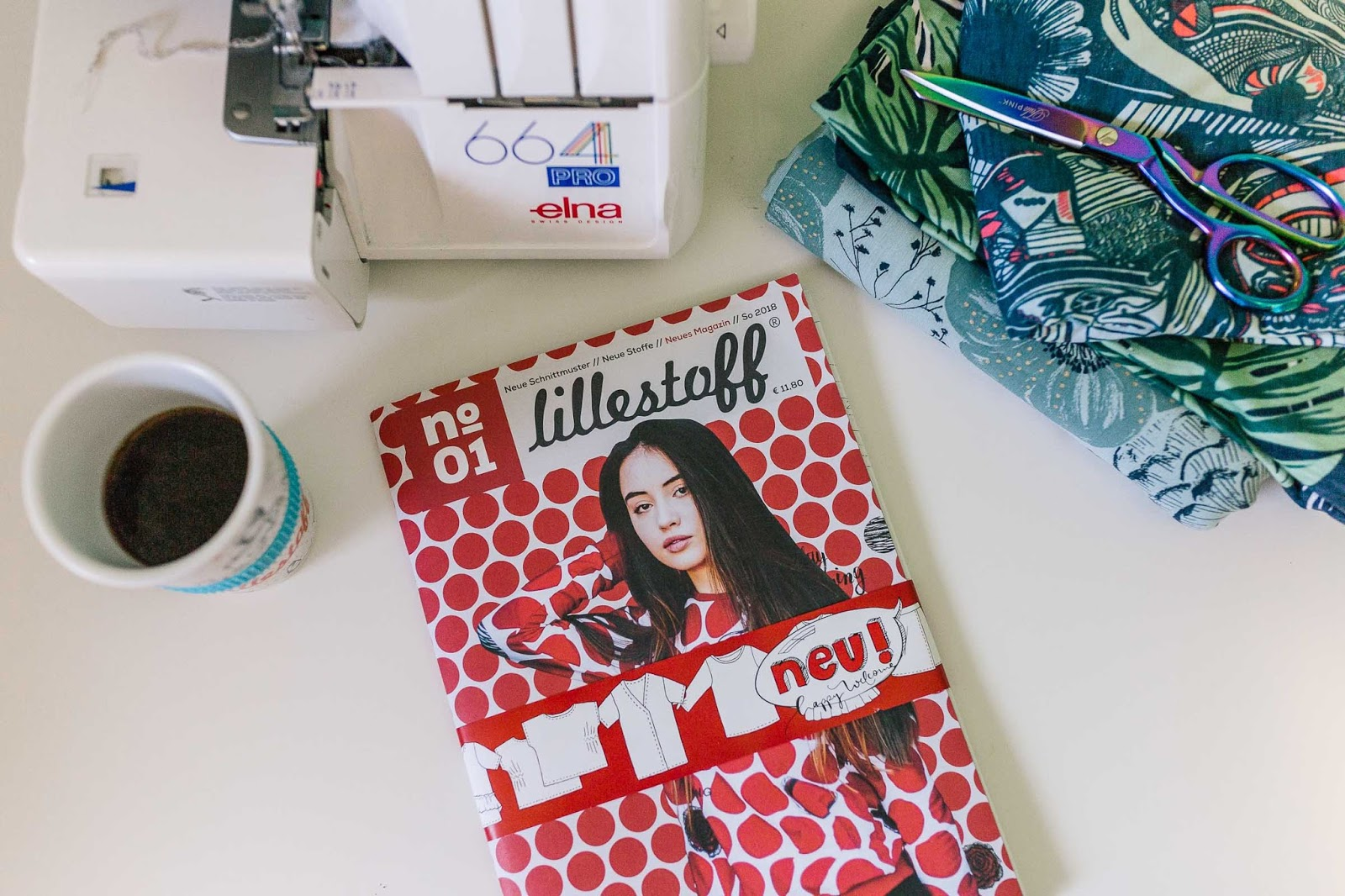 Lillestoff: Hurra - das lillestoff-Magazin ist da!