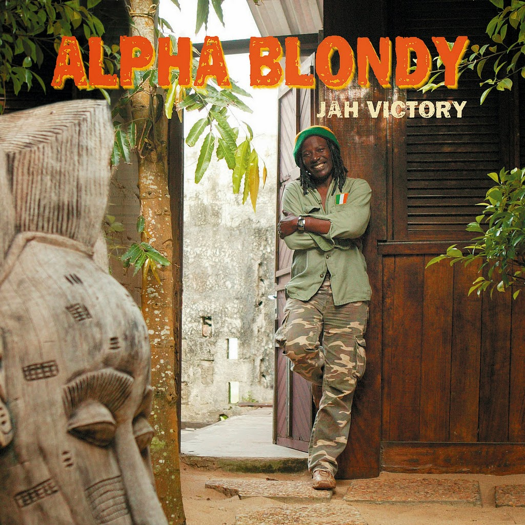 Alpha Blondy | Roots Reggae Library