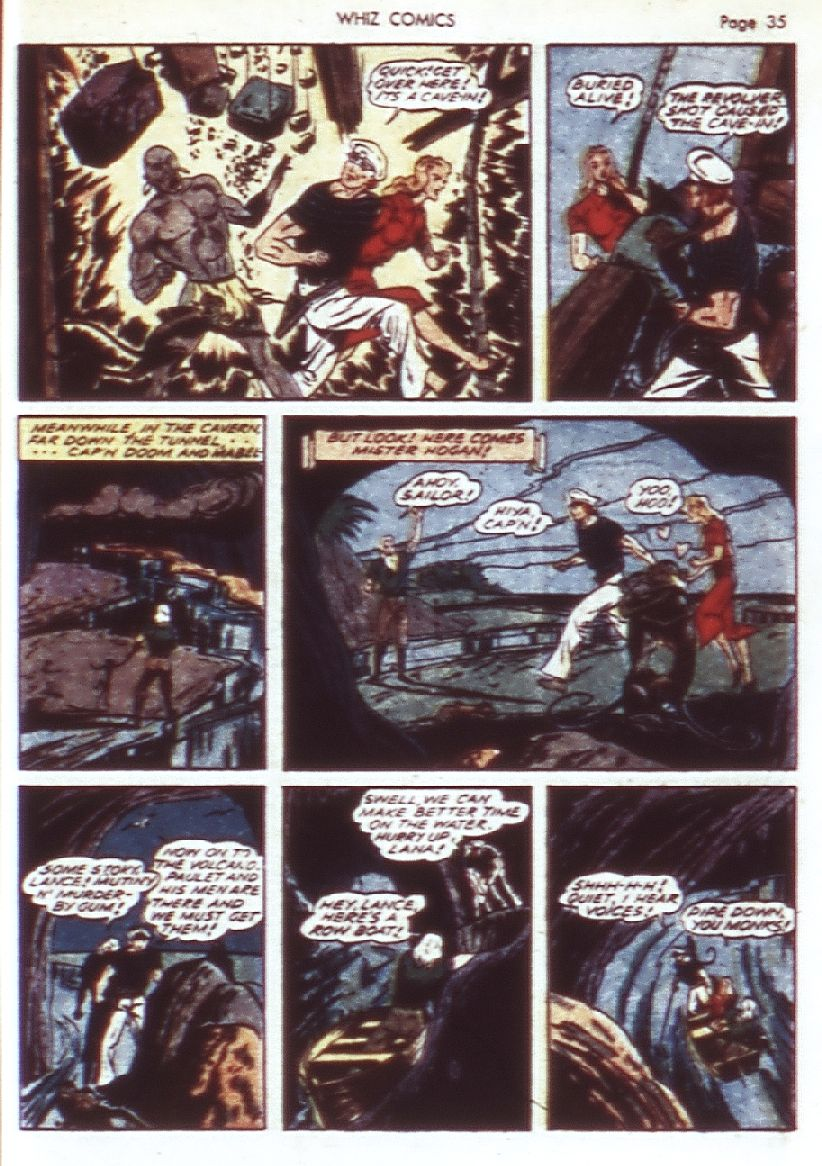WHIZ Comics issue 22 - Page 37