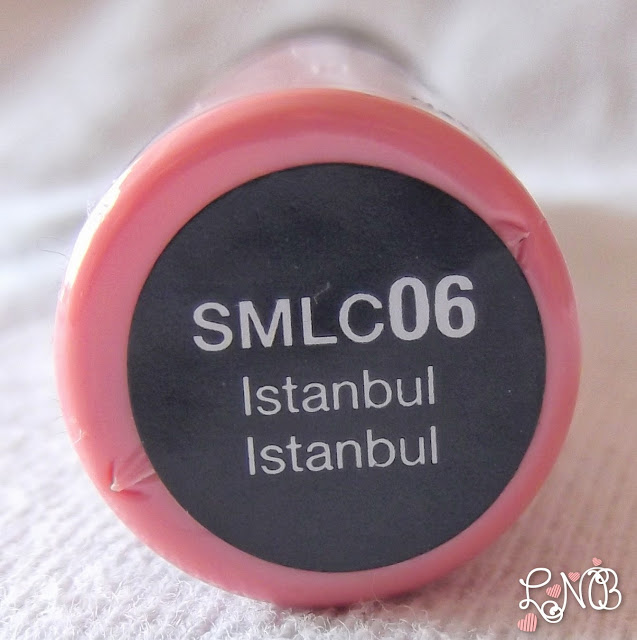 NYX COSMETICS Soft Matte Lip Cream ISTANBUL .