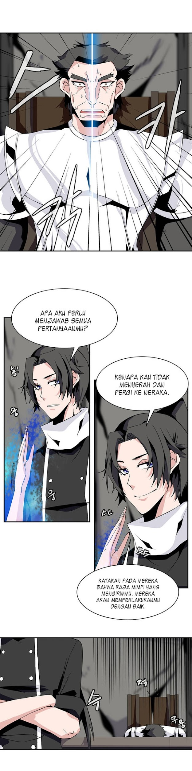 Wizardly Tower Chapter 51