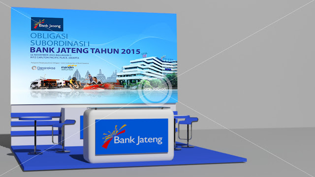 Design Both Bank Jateng