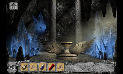 Game: Cryptic Caverns HD Full Version APK Direct Link
