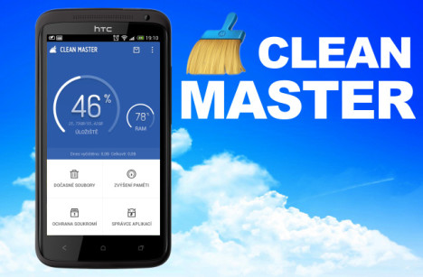 تنزيل تحميل برنامج كلين ماستر Clean Master لتنظيف الاندرويد و تسريعه برابط مباشر