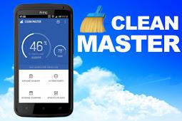 برنامج كلين ماستر Clean Master لتنظيف الاندرويد و تسريعه