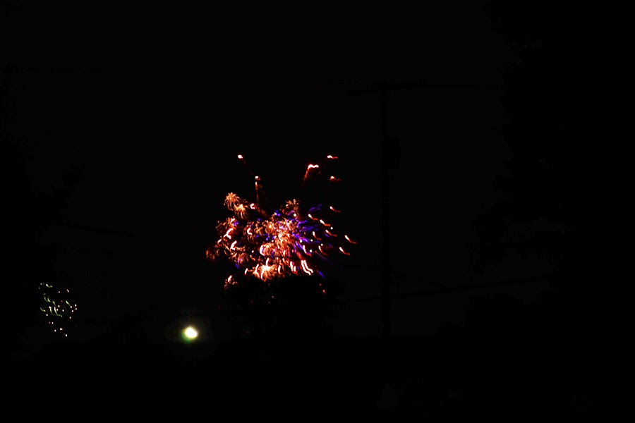 4th july feuerwerk silvester