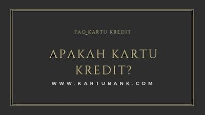 Apakah kartu Kredit