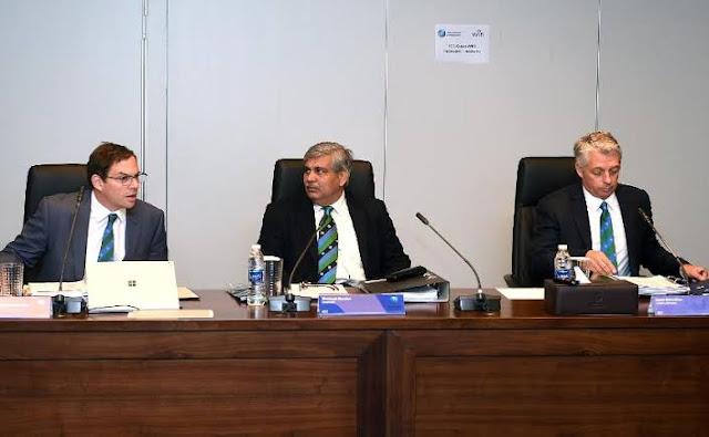 %% ICC ने ठुकराया bcci का पाक से संबंध खत्म करने का आग्रह