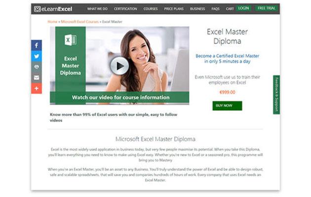 eLearnExcel Microsoft Excel School Discount