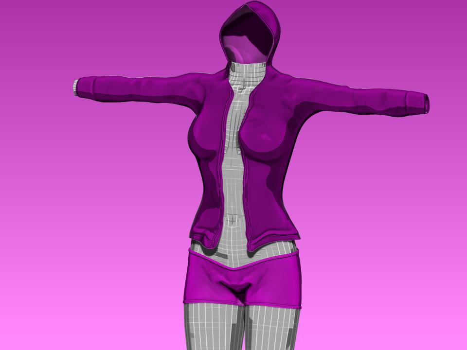 Bigbear Design Second Life Fashion & Mesh Design: New Custom