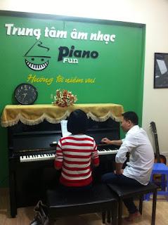 học piano ở đâu tốt nhất hà nội, hà đông piano fun