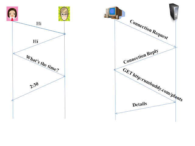 Computer Networks and its communication medium