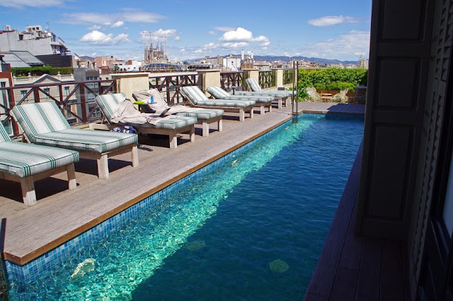 Cotton House Hotel Barcelona Swimming Pool
