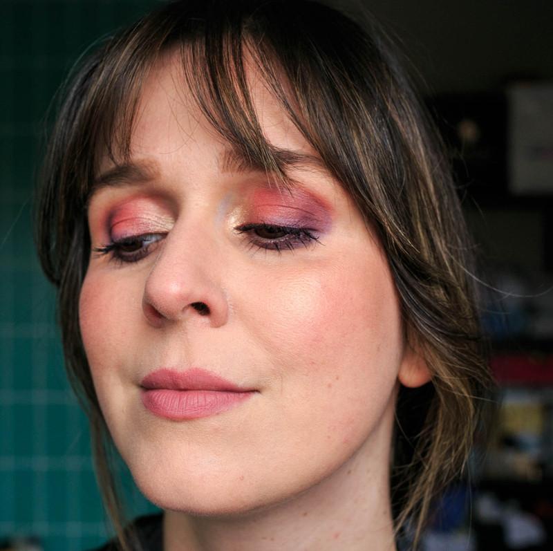 Norvina Palette review + 3 looks
