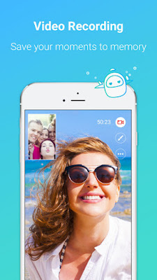 Justalk تطبيق مجاني للمكالمات بالصوت و الصورة