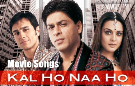 Shah Rukh Khan, Preity Zinta, Saif Alif Khan, Lagu India Mp3, Bollywood Songs, Soundtrack Film, Lagu Ost, Kumpulan Lagu India Soundtrack Film Kal Ho Naa Ho 2003 Mp3 Free Download