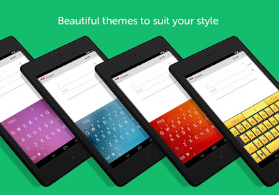 Swiftkey Keyboard Mod Versi 6.2.1.149 Apk + All Themes