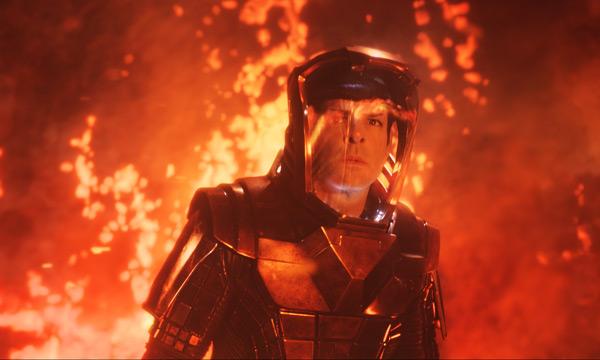 """Star Trek: En la oscuridad"" (J.J. Abrams, 2013)"