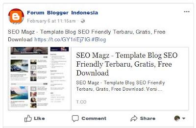 Meta Open Graph Twitter & Facebook