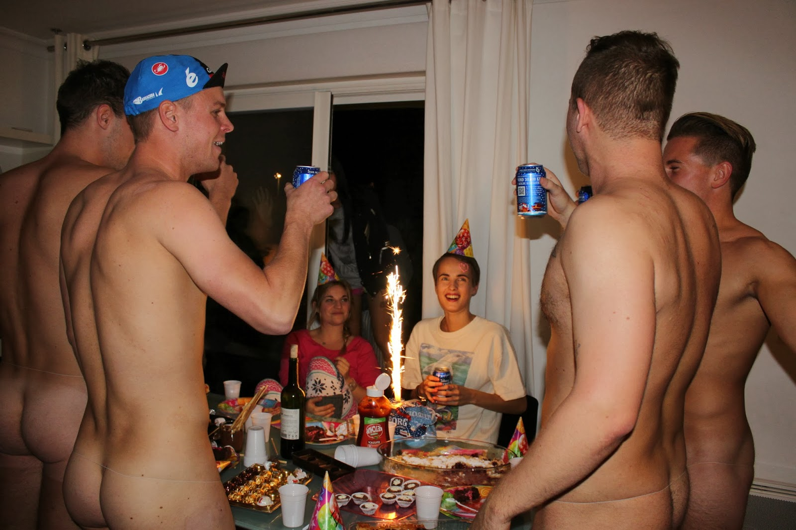 Men of denmark naked congratulate, the