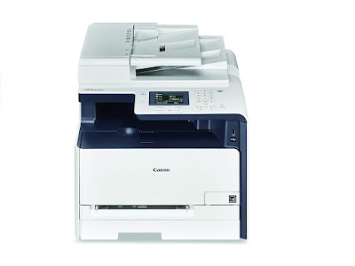 Print inward both coloring as well as dark as well as white at upwards to  Canon imageCLASS MF628Cw Driver Downloads