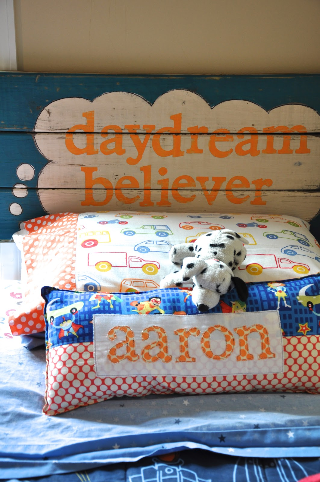 Little Bit Funky Daydream Believer Headboard From