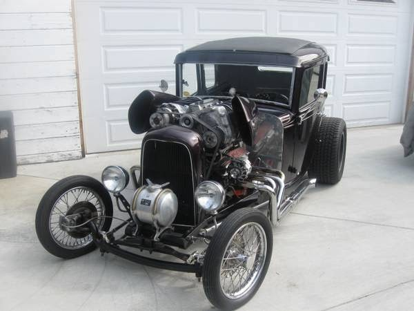 1933 American Austin Bantam HOT ROD