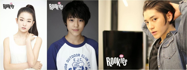 SM reveals pre-debut team 'SM ROOKIES' featuring 3 fresh
